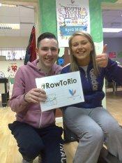 #RowToRio